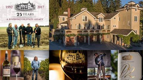 2017 Washington Winery of the Year: DeLille Cellars