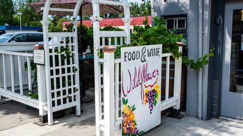Wildflower Bistro approach stays local with Snoqualmie Valley