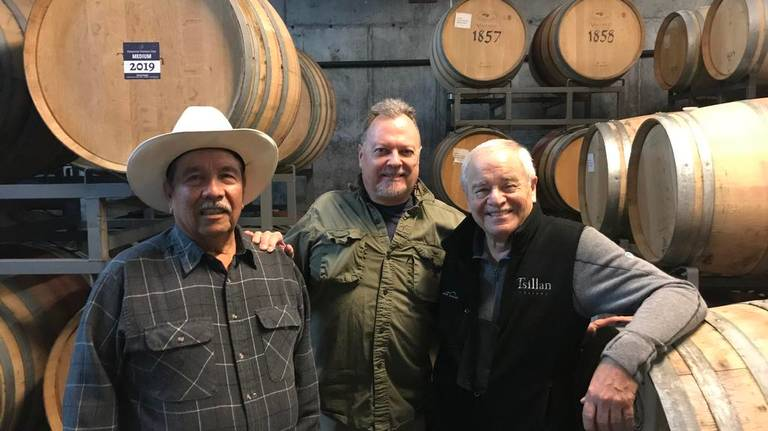 2020 Washington Winery of the Year: Tsillan Cellars
