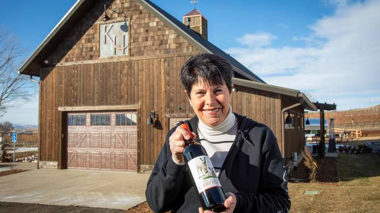 2020 Idaho Winery to Watch: Kerry Hill Winery