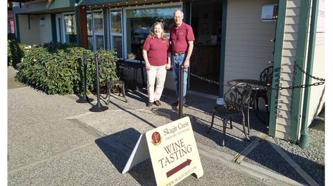 Puget Sound winery's Pinot Noir rivals Oregon's best