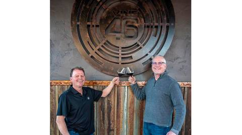 2021 Idaho Winery of the Year: Vine 46 Winery
