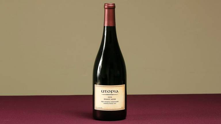 Utopia Wines 2016 The Utopia Vineyard Pinot Noir