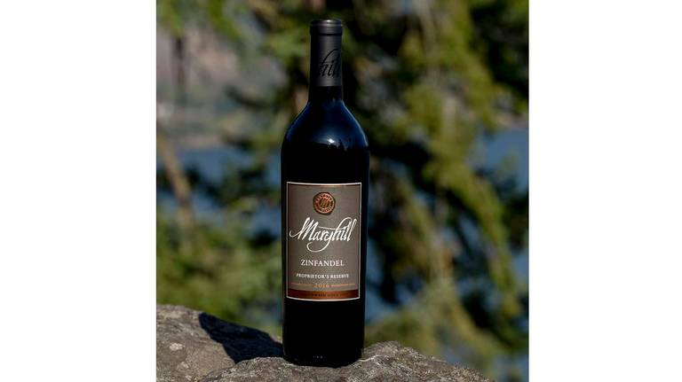 Maryhill Winery 2016 Proprietor's Reserve Zinfandel