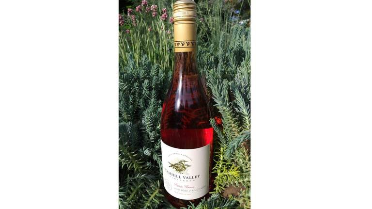 Yamhill Valley Vineyards 2019 Estate Rosé of Pinot Noir