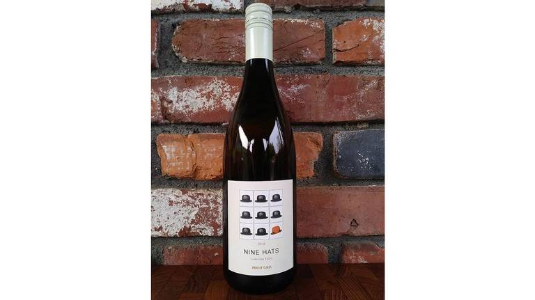 Nine Hats Wines 2018 Pinot Gris